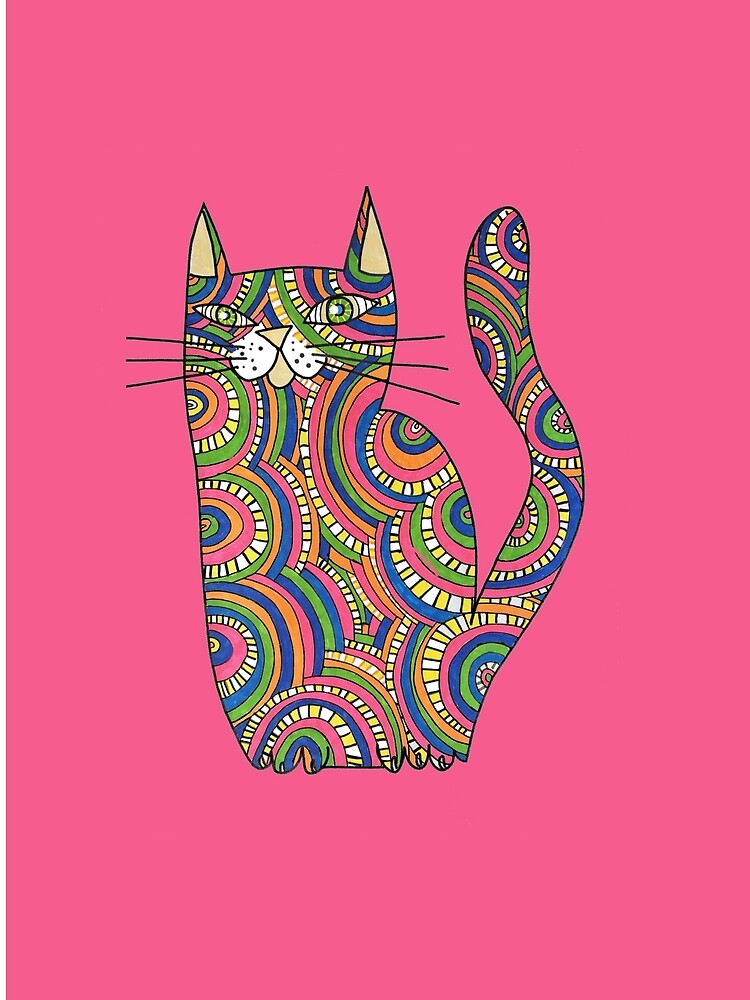 Kitty's Cat: Pretty in Pink by Kitty Blake