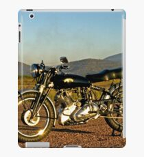 Vincent Comet iPad Case/Skin