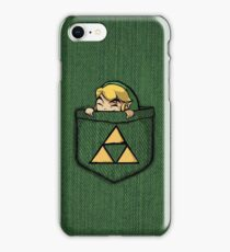 Legend of Zelda - Pocket Link iPhone Case/Skin