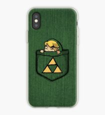 Legende von Zelda - Pocket Link iPhone-Hülle & Cover