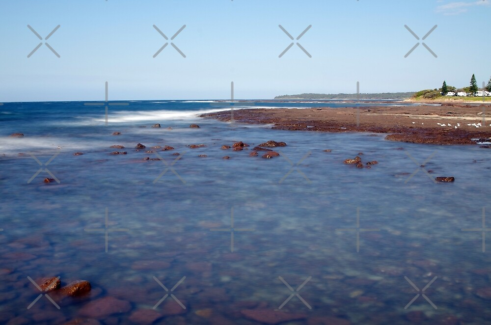 Shellharbour Seaside by rom01