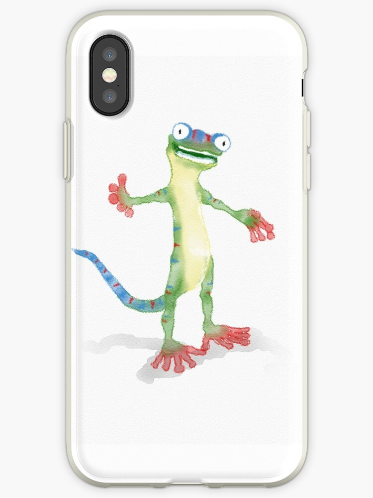The Fit Little Gecko by StarStudio