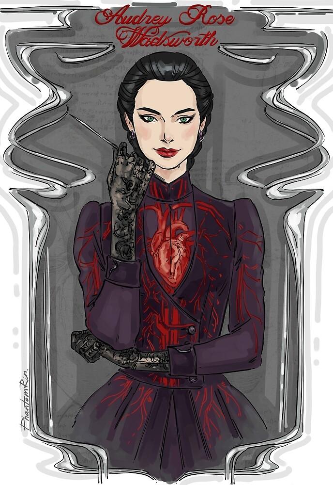 Audrey Rose by PhantomRin