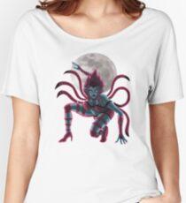 League of Legends Evelynn Character. Women's Relaxed Fit T-Shirt