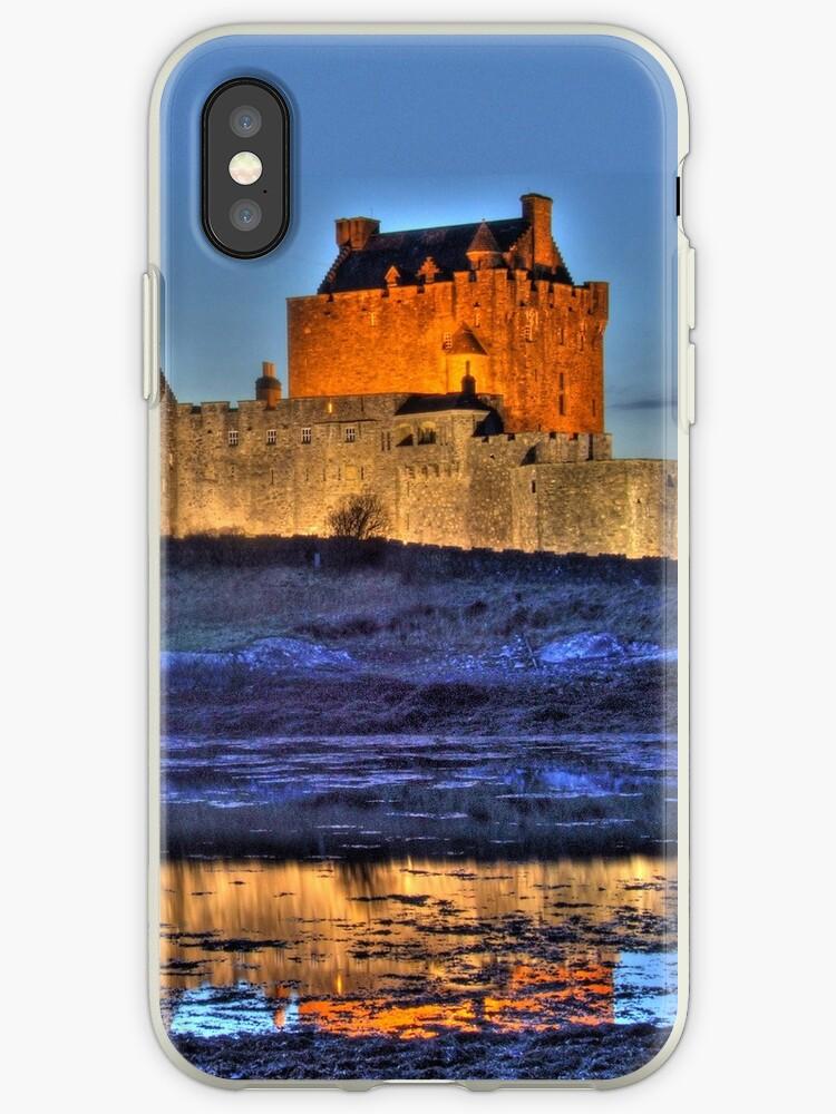Eilean Donan Castle HDR by David Rankin