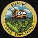 Clean Up Lake Springfield! by AustinJames