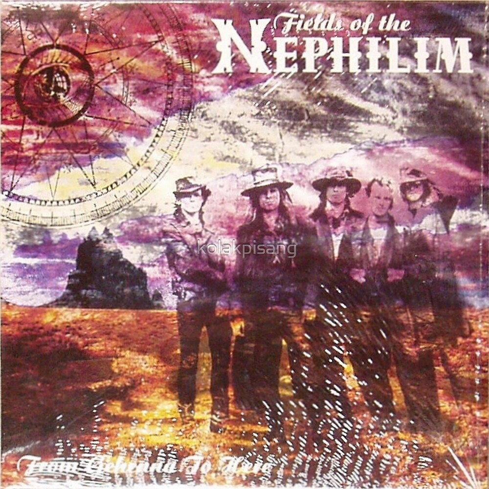 Fields of the Nephilim - From Gehenna to Here by kolakpisang
