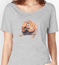 Beaver Women's Relaxed Fit T-Shirt