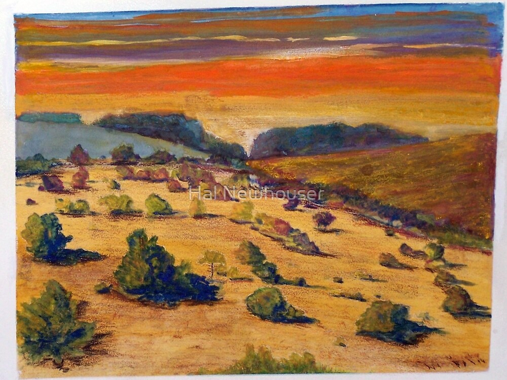 Tumble Weeds by Hal Newhouser