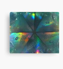 Water & Mirrors Canvas Print