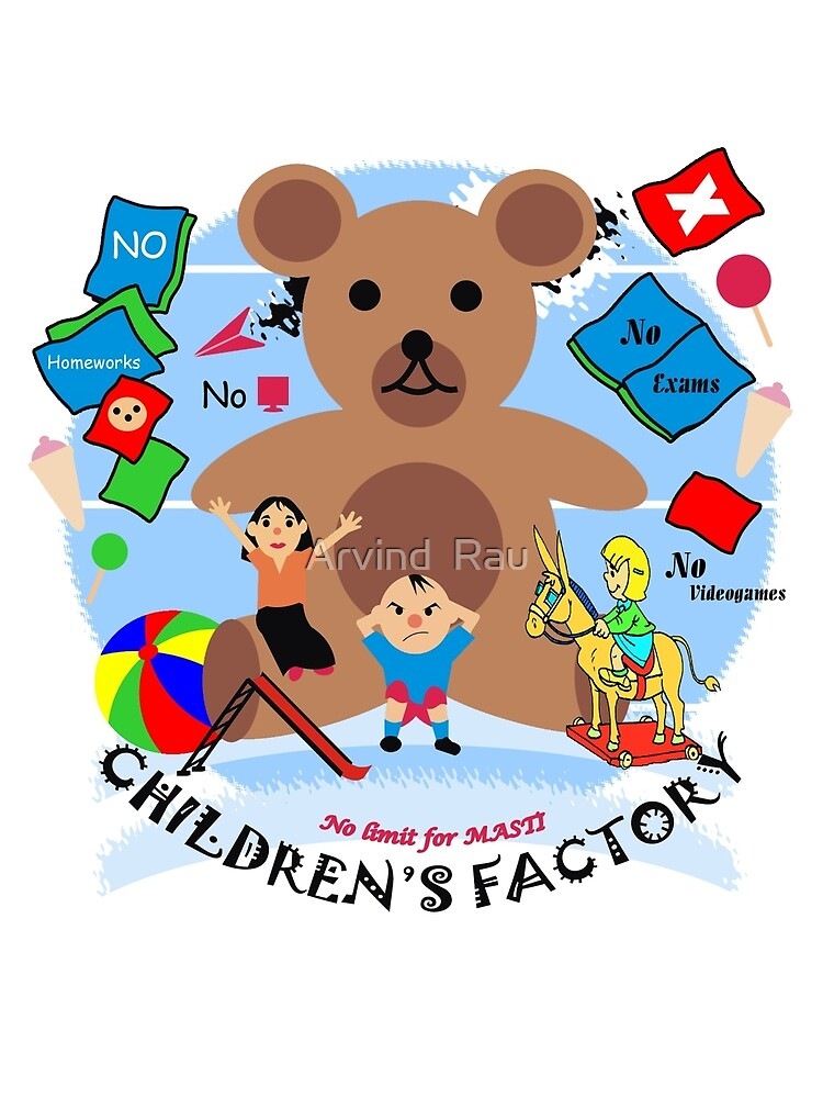 Children we are by Arvind  Rau