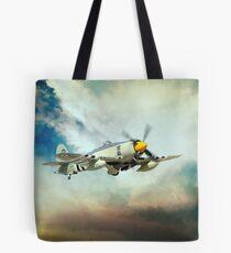 Sea Fury Tote Bag