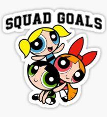 Powerpuff Squad Sticker