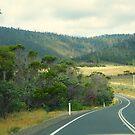 Great Eastern Drive Tasmania by jayview