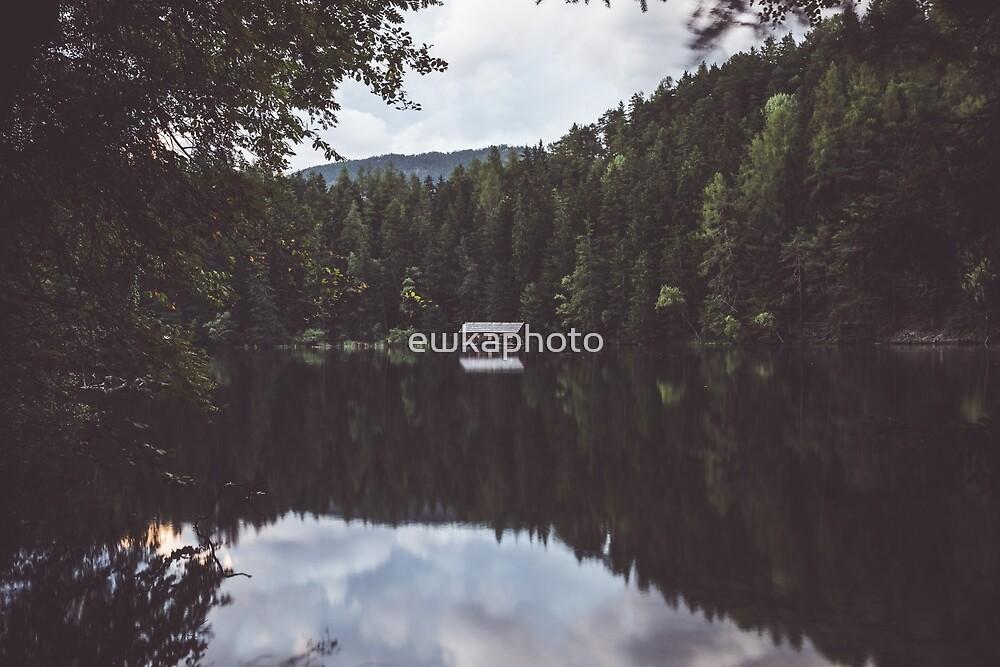 Cabin by ewkaphoto