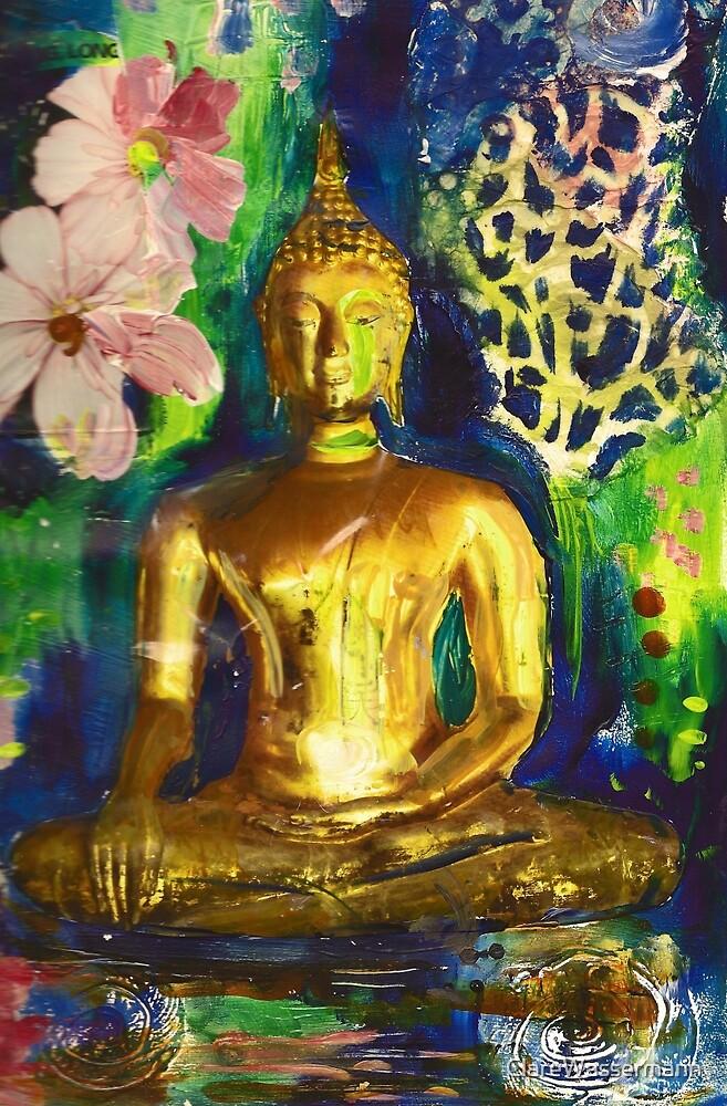 Boddhisattva by ClareWassermann