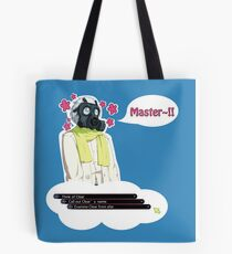 The Choice is Clear! Tote Bag