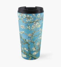 1890-Vincent van Gogh-Almond blossom-73.5x92 Travel Mug