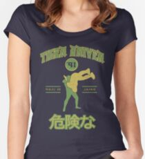 Tiger Driver '91 Women's Fitted Scoop T-Shirt