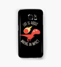 Making An Impact Samsung Galaxy Case/Skin