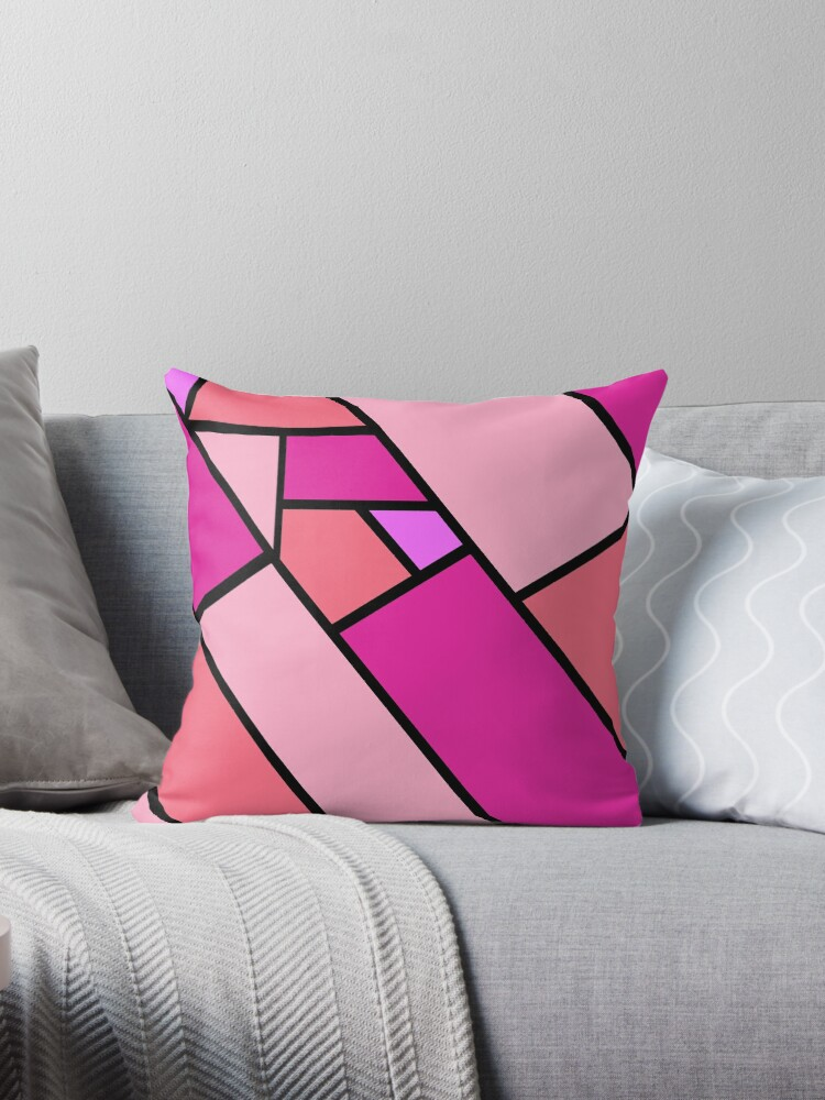 Pink Lines Black by RochelleLee