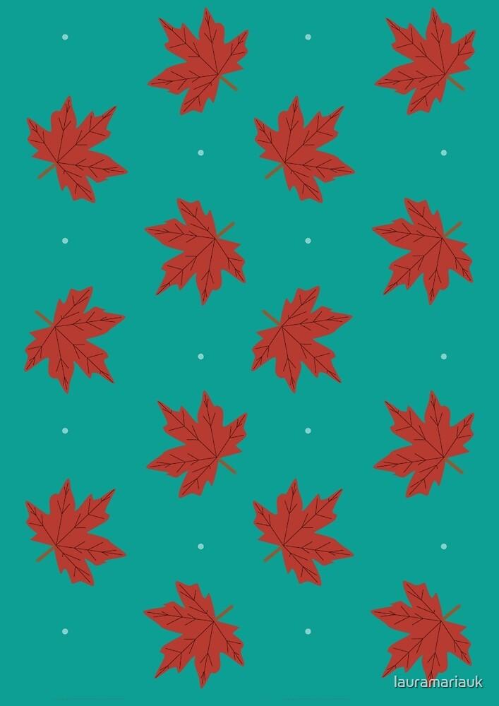 Autumn Leaves by lauramariauk