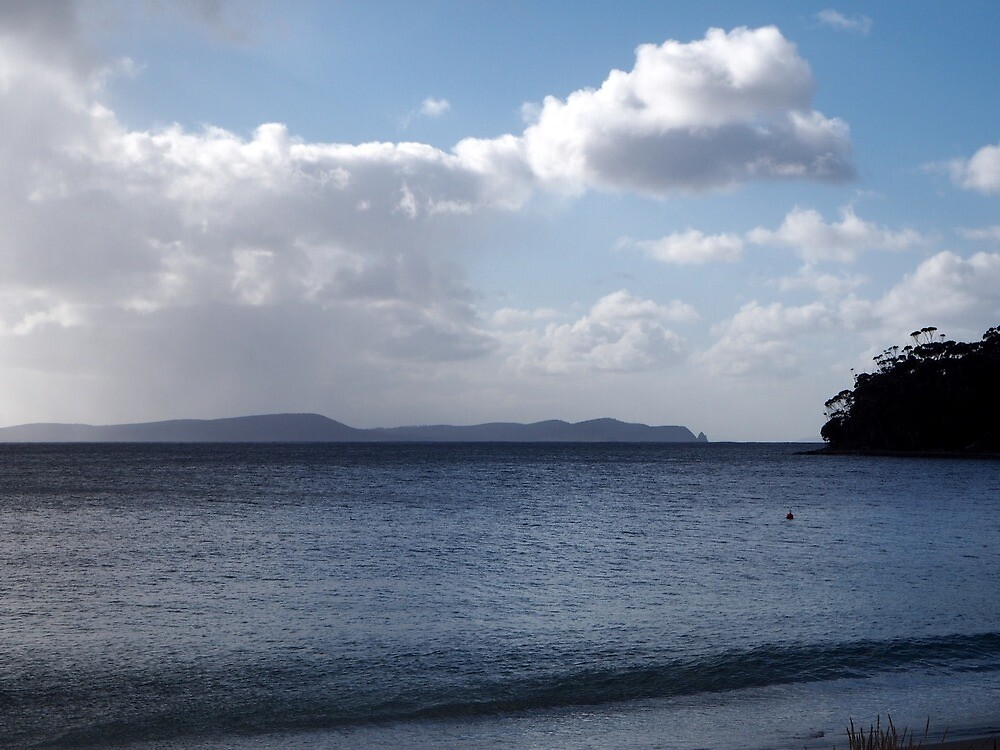 From Bruny Island by jayview