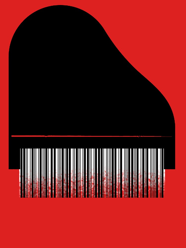 Barcode Piano v1 by RobertBell