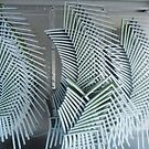 Zigzag chairs by Carol Dumousseau