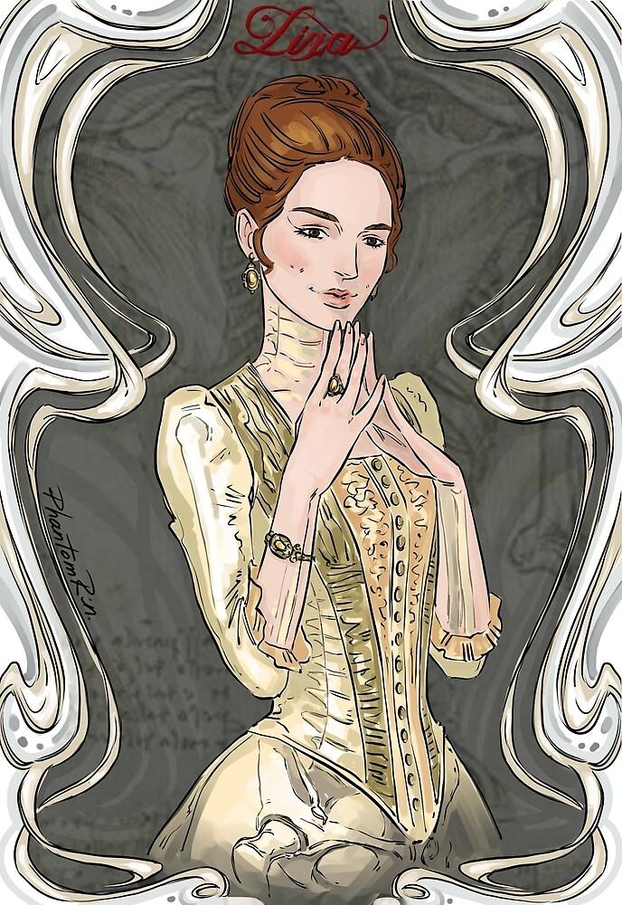 Liza by PhantomRin