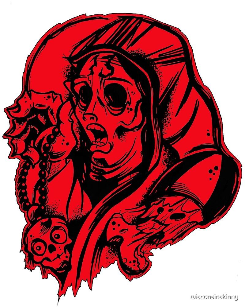 Red Reaper Hambone by wisconsinskinny