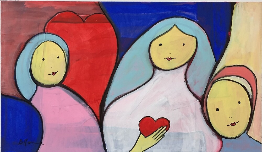 I Love To Love by BrigitteMounier