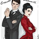 Cresswell & Wadsworth by PhantomRin