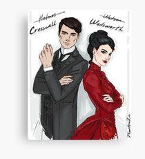 Cresswell & Wadsworth Canvas Print