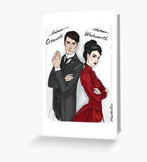 Cresswell & Wadsworth Greeting Card