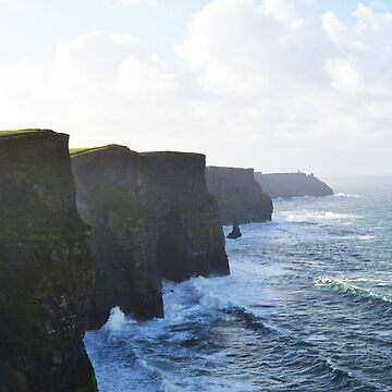 Cliff of moher by DMTormey
