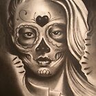 Day of the Dead Girl by wisconsinskinny