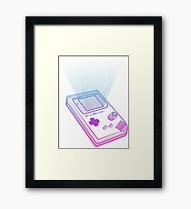 Gameboy 4 Framed Print