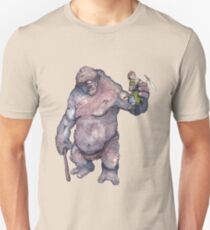 Bilbo and the Troll T-Shirt