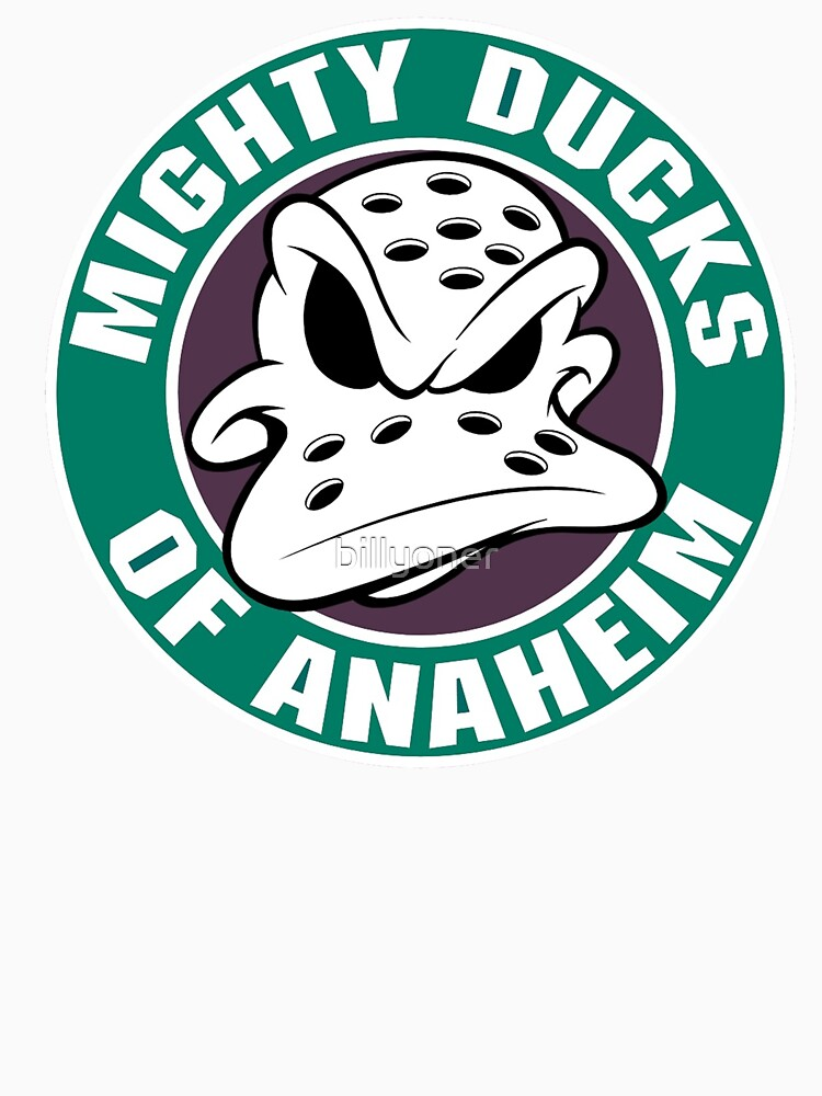Anaheim Ducks Mighty Ducks by billyoner