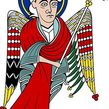 Angelic SAINT MATHEW by CatholicSaints