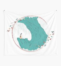 Grandmother Willow Wall Tapestry