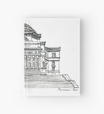 Low Library, Columbia University Hardcover Journal