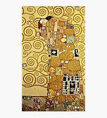 Gustav Klimt - Fulfilment  Photographic Print