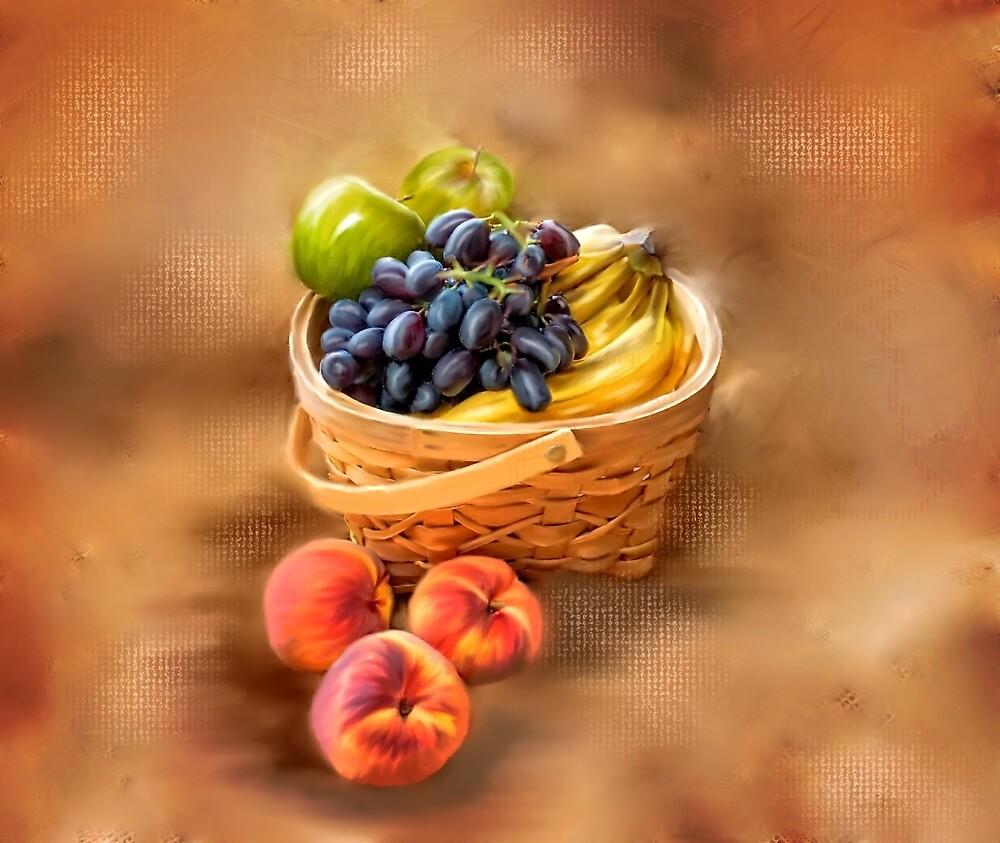 Fruit Basket by MaryTimman