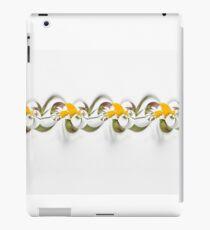 Flower ribbon iPad Case/Skin