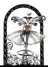 Steampunk fairy by Jenny Wood
