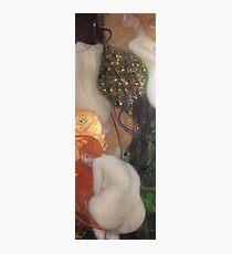 Gustav Klimt - Goldfish  Photographic Print