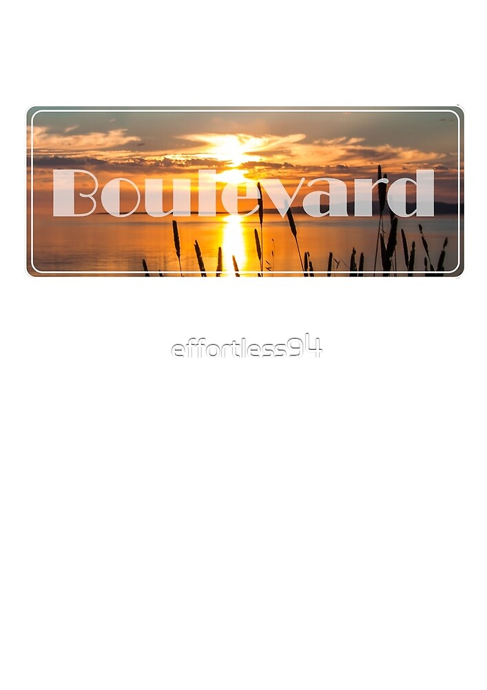 Sunset Boulevard  by Media  Culturalist