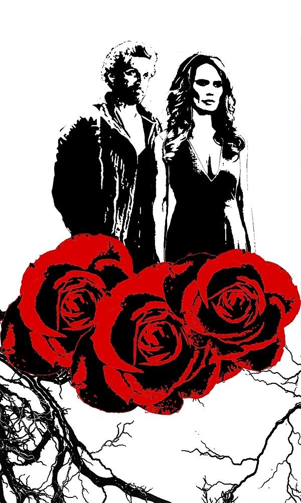 Chuck and Amara by APDigital